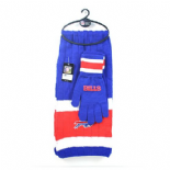 Buffalo Bills Scarf & Gloves Gift Set